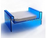 Custom top quality acrylic pet bed cat bed dog bed AFS-080