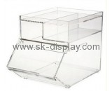 Perspex manufacturers custom acrylic food display cabinet FD-160