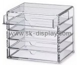 Transparent acrylic storage box with five drawers DBS-035