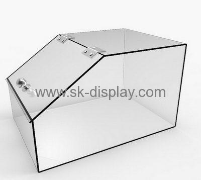Custom Design Plastic Food Storage Container Acrylic Storage Box