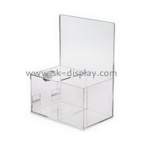 What are the reasons for the popularity of acrylic boxes?
