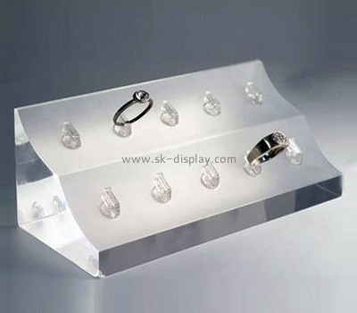 Display stand for ring JD-002
