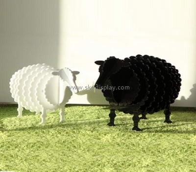 Sheep shaped CD holder CD-007