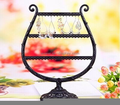 antique metal earring display stands JD-018