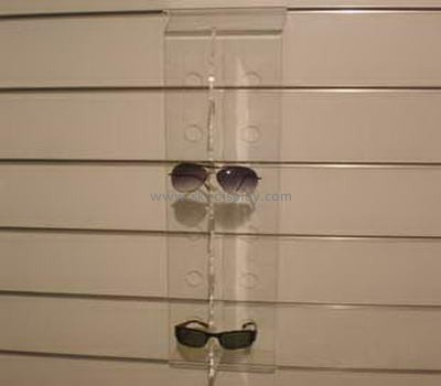 Acrylic sunglasses display stand for wall GD-023