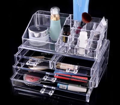 Acrylic makeup storage box CO-031