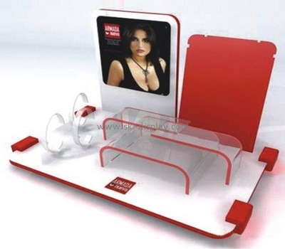 Acrylic jewellery retail display stands JD-030