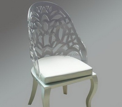 Custom design moder perspex back of a chair AFS-012