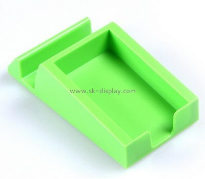Customized acrylic name card holder business card holder desktop business card holder BD-054