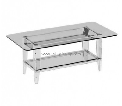 Custom acrylic table side table tea table AFS-077