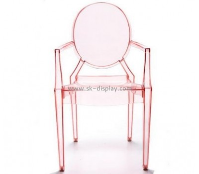 Customized cheap acrylic chair acrylic ghost chair acrylic furniture AFS-083