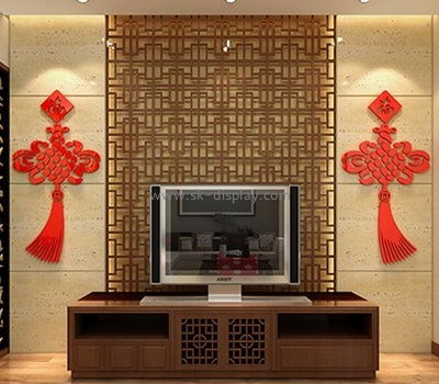 Customized acrylic import wall sticker mirror decorative wall sticker decorative wall mirror glass tile MA-084