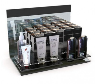 Customized acrylic product display stands cosmetics display stands shop display stands CO-125