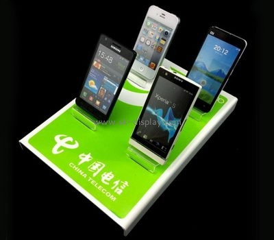 Acrylic display manufacturers customized cell phone store display PD-067