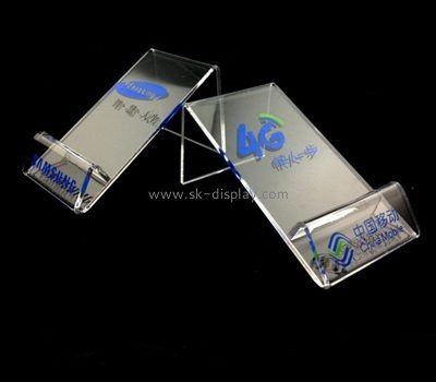Acrylic manufacturers china custom acrylic cell phone store display PD-100