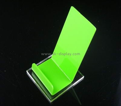 Display stand manufacturers custom acrylic plastic fabrication phone display PD-101
