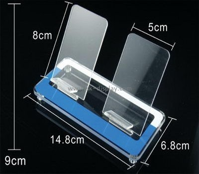 Plastic suppliers custom design acrylic mobile display PD-108