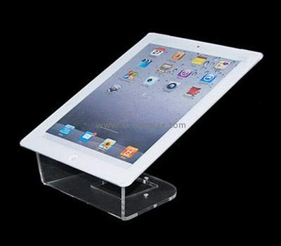 Acrylic company custom acrylic and plastic mini ipad stand PD-121