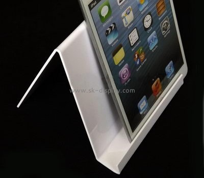 Plastic fabrication company custom acrylic stands holder for ipad PD-125