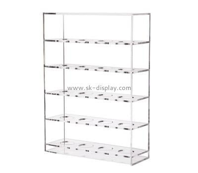 Acrylic display manufacturer custom clear acrylic display cabinets cases DBS-358