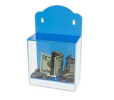 Plexiglass manufacturer custom acrylic sheet donation box DBS-396