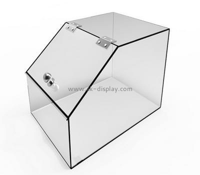 Display box manufacturer custom lucite display cases DBS-594