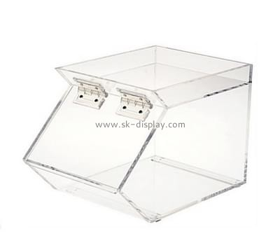 China acrylic manufacturer custom plexiglass boxes display DBS-595