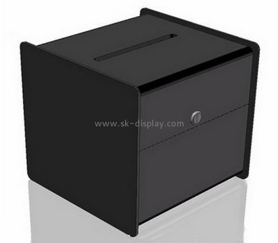 Perspex manufacturers custom acrylic cheap drawer boxes DBS-622