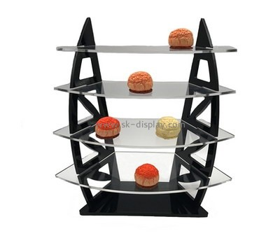 Acrylic display supplier custom plexiglass cupcake holder FD-119