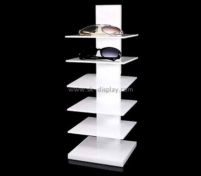 Acrylic display manufacturers custom perspex sunglass display stand GD-041