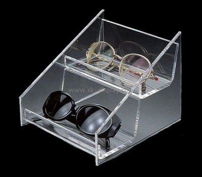 Acrylic manufacturers custom perspex sunglass holder GD-049