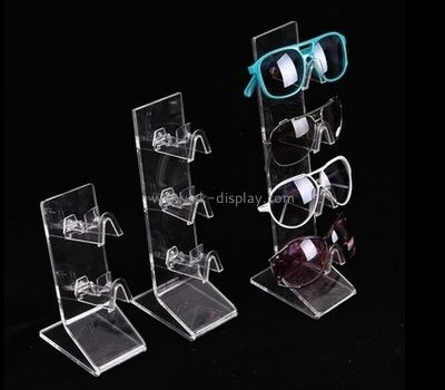 Perspex manufacturers custom acrylic eyeglass display stand GD-052