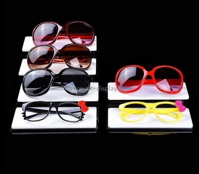 Acrylic products manufacturer custom perspex sunglass rack for sale GD-051