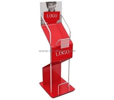 Display stand manufacturers custom acrylic retail display racks SOD-235