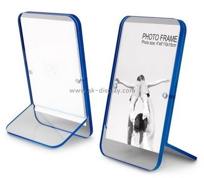 Display stand manufacturers custom acrylic mini photo frames SOD-319