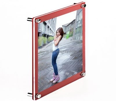 Acrylic factory custom plastic photo frames SOD-323