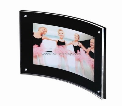 Acrylic display manufacturers custom acrylic picture frames SOD-326