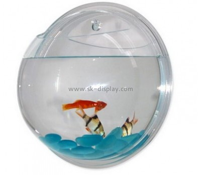 Acrylic manufacturers custom small fish bowl SOD-342