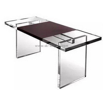 Acrylic items manufacturers custom acrylic office table AFS-350