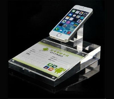 Custom and wholesale acrylic mobile phone display stand PD-169
