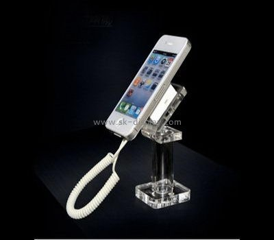 Custom and wholesale perspex cell phone retail display stand PD-170