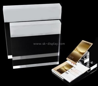 Custom and wholesale perspex mobile phone display stand PD-178