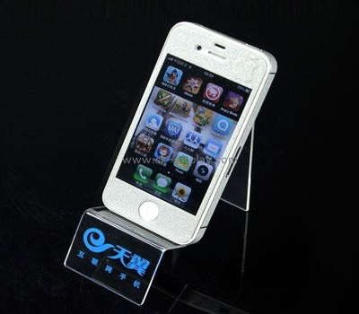 Custom and wholesale acrylic desk phone holder PD-191