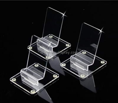 Custom and wholesale acrylic cell phone desk holder PD-198