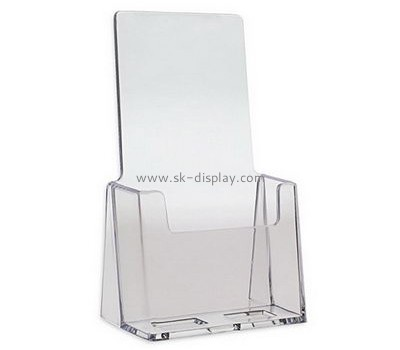 Customized acrylic flyer display holder BD-181