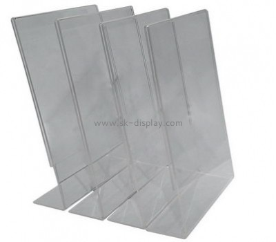 Acrylic sign holders wholesale BD-231