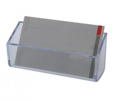 Bespoke acrylic vertical business card holders BD-428
