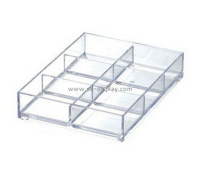 Bespoke acrylic divided storage box DBS-682