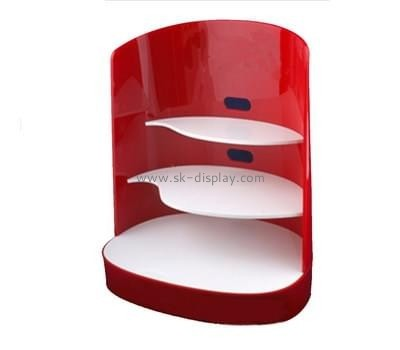 Customize acrylic retail display stands CO-493