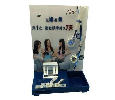 Customize acrylic display units for retail stores CO-543